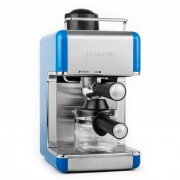 oneConcept Sagrada Azzuro, 800 W, 3,5 бар, 4 чаши, машина за еспресо, неръждаема стомана