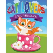 Cat Lovers Coloring Book by Speedy Publishing LLC