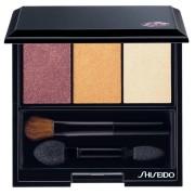 "Shiseido ""Shiseido RD299- Beach Gras Luminizing Satin Eye Color Trio Oční ksíny 3 g"""