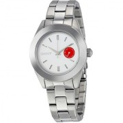 DKNY Quartz White Round Women Watch NY2131I