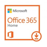 MICROSOFT OFFICE 365 Home, licenta electronica - ESD, 1 an, 5 PC, All Languages