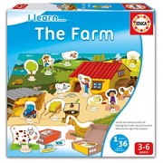 Educa 16419 - Gioco Educativo I Learn. The Farm