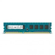 Kingston KVR16LN11/4 Memoria RAM da 4 GB, 1600 MHz, DDR3L, Non-ECC CL11 DIMM, 1.35 V, 240-pin