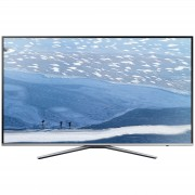 Televizor Smart LED Samsung 163 cm Ultra HD/4K 65KU6402, Quad Core, WiFi, USB, CI+, Grey