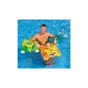 INTEX Schwimmring Wasserspielring Big Animal 58221