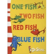 Dr. Seuss - Blue Back Book: One Fish, Two Fish, Red Fish, Blue Fish: Blue Back Book by Dr. Seuss