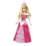 Disney Princess Sparkling Princess Sleeping Beauty Doll - 2011 by Mattel (English Manual)