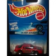Quicksilver Series #1 Chevy Stocker Unpainted Base Small Rear Wheel #545 Collectible Collector Car Hot Wheels
