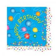 Servetele Happy Birthday
