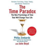 The Time Paradox by Philip Zimbardo