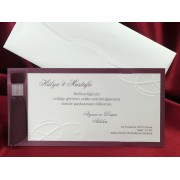 invitatii nunta cod 5393