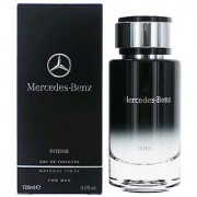 Mercedes-Benz Intense EDT Spray for Men - 4 oz