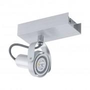 EGLO LED spot lamp Novorio 1L aluminium 94642