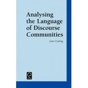 Analysing the Language of Discourse Communities by Senior Lecturer in Tesol Joan Cutting