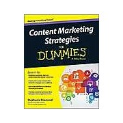 Content Marketing Strategies For Dummies