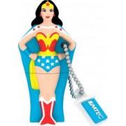 USB Flash Drive Emtec Super Heroes Wonder Woman USB 2.0 8GB Mix