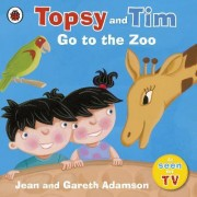 Go to the Zoo by Jean Adamson