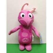 "Nickelodeon's Backyardigans UNIQUA the Pink 8"" Plush Doll by Backyardigans"