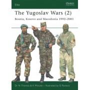 The Yugoslav Wars: No. 2 by Nigel Thomas