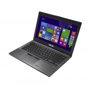 Asus PRO BU201LA-DT048G Notebook, Display 12.5 Pollici Full HD LED , Processore Intel Corei7-4510U, RAM 4 GB, HDD 500 GB, Nero/Antracite