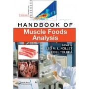 Handbook of Muscle Foods Analysis by Leo M. L. Nollet