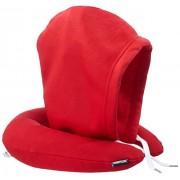 Thumbs Up - Almohada de viaje , rojo (Rojo) - TRAHOORE
