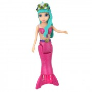 Submarine Gorgeous Swimming Little Mermaid Toy - Pink + Green + Multicolor