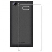 Premium Quality Soft Transparent Silicon TPU Back Cover for Lava A67
