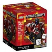 Lego Exclusive Minecraft Micro World The Nether 21106