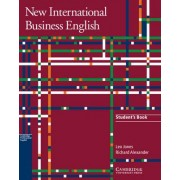New International Business English Student's Book by Leo Jones