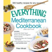 The Everything Mediterranean Cookbook by Peter Minaki