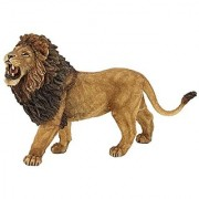 Papo Wild Animal Kingdom Figure Roaring Lion