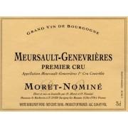 2007 Moret-Nomine Meursault-Genevrieres 1 er Cru