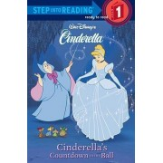 Sir 4/6 Yrs:Cinderalla's Countdown by Golden Books