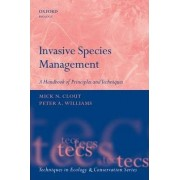 Invasive Species Management by Mick N. Clout