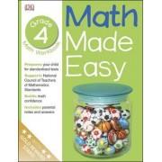 Math Made Easy: Fourth Grade by John Kennedy