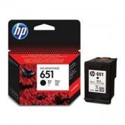 Мастилена глава HP 651 Black Ink Cartridge, C2P10AE