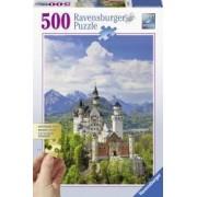 PUZZLE CASTELUL NEUSCHWANSTEIN 500 PIESE Ravensburger