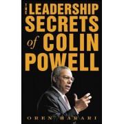 The Leadership Secrets of Colin Powell by Oren Harari