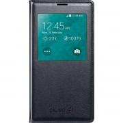 Husa Flip Cover Samsung S-View black Galaxy S5