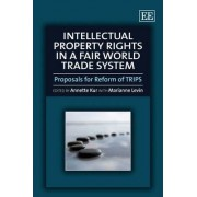 Intellectual Property Rights in a Fair World Trade System by Annette Kur
