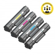 Pack HP 654A - 4 toners compatible