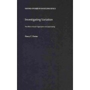 Investigating Variation by Nancy C. Dorian