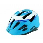 Catlike Twister Casque de vélo Bleu/Blanc 48-52cm