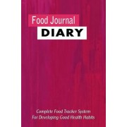 Food Journal Diary by Blank Books Journals