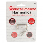 World's Smallest Harmonica Assorted