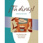 ?Tu diras! (with Audio CD) by Ana Martinez-Lage