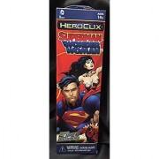 Heroclix Superman Wonder Woman Booster Pack