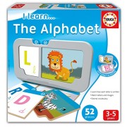 Educa 16414 - Gioco Educativo I Learn. The Alphabet