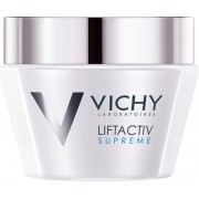 Vichy Liftactiv Supreme ránctalanító és feszességet adó arckrém normál, kombinált arcbőrre 50 ml